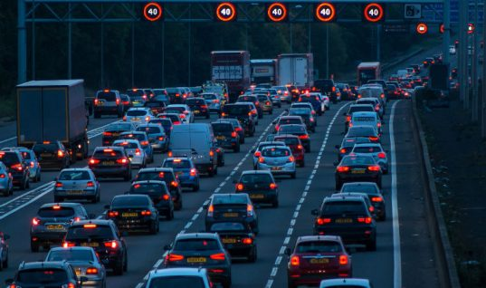 UK is more dependent on cars than ever before, research shows