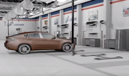 Watch: 3D renders show how Dura can transform garage workshops