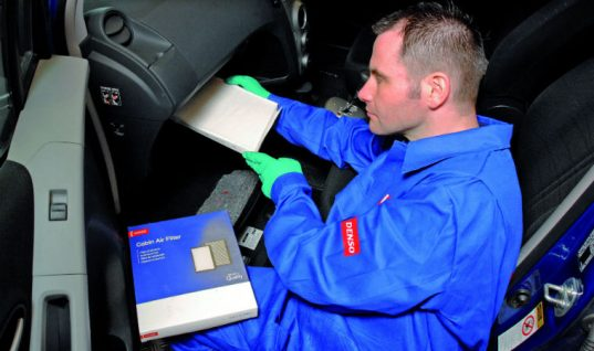 DENSO expands air filter range as cabin pollution exposed