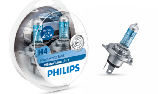 Lumileds launches Philips WhiteVision ultra car headlamps