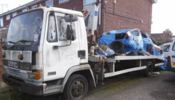 Battered breakdown truck owner faces expensive parking fine after ignoring warnings