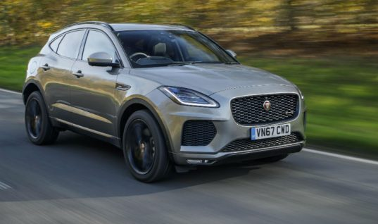 Tenneco supplies Jaguar E-PACE SUV with suspension technology