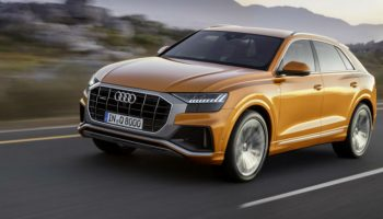 First-to-market new Audi Q8 brake pads from Delphi Technologies