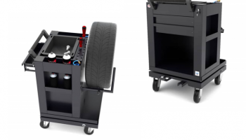 Butts of Bawtry promotes new Wheel-tech trolley