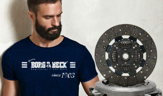 Borg & Beck returns to F1