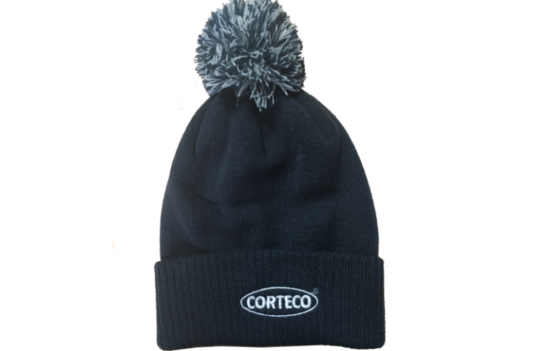 Sign up to Corteco's newsletter for chance to win branded bobble hat