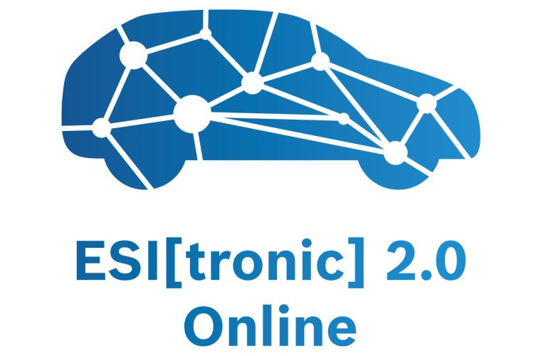Bosch ESI[tronic] 2.0 online now available