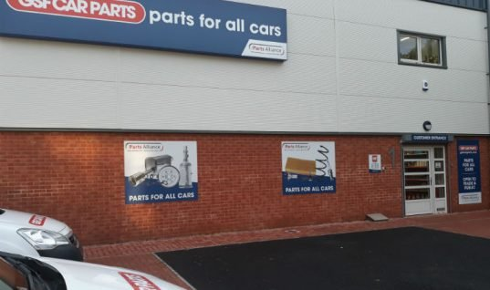 """New GSF Andover branch opens to show trade """"what good looks like"""""""