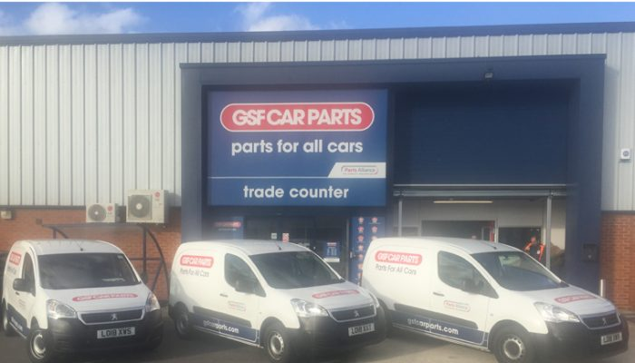 GSF Car Parts Woodford Green opens for business