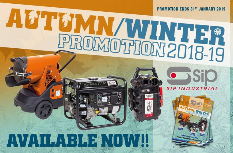 SIP releases latest deals in autumn-winter 2018 promotion