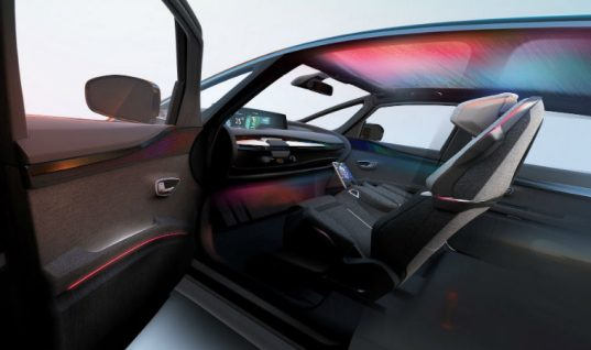 HELLA and Faurecia present concept for vehicle interior of the future