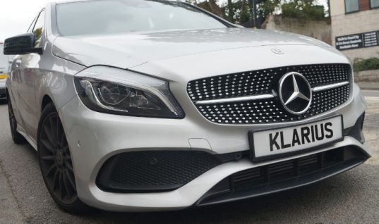 Mercedes A Class exhausts featured in latest Klarius range extension