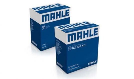 MAHLE introduces fresh new packaging design