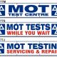 MOT banner signage from Prosol