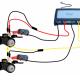 Systematic diagnostics with PicoScope solves Audi A6 Quattro parking brake failure