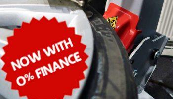 Zero per cent finance across entire Atlas Platinum range at Tyre Bay Direct