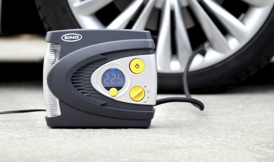 Ring digital air compressor secures Auto Express Best Buy Award