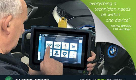 Autologic's new DrivePro is latest innovation to enhance vehicle diagnostics