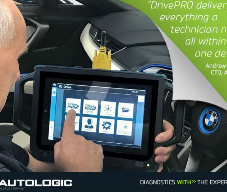 Autologic's new DrivePro is latest innovation to enhance vehicle diagnostics