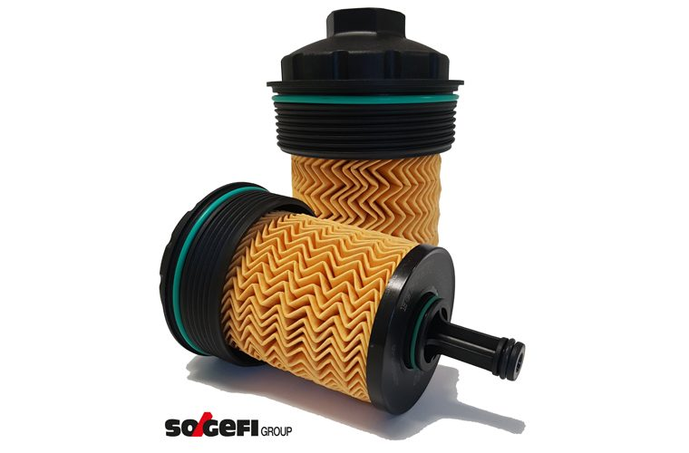 "Sogefi filter technologies found on the ""Best of the Best"" engine"