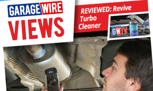 Demands for MOT test fee review leads October's issue of GW Views
