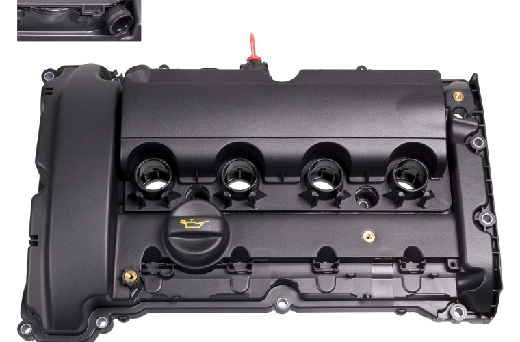 Febi highlights rocker cover with vent valve and gasket for Citroen, DS and Peugeot