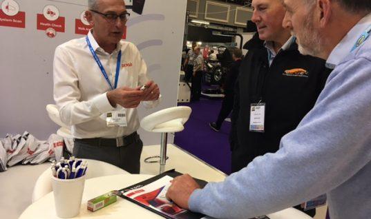DENSO wins Innovation Award at Auto Trade Expo