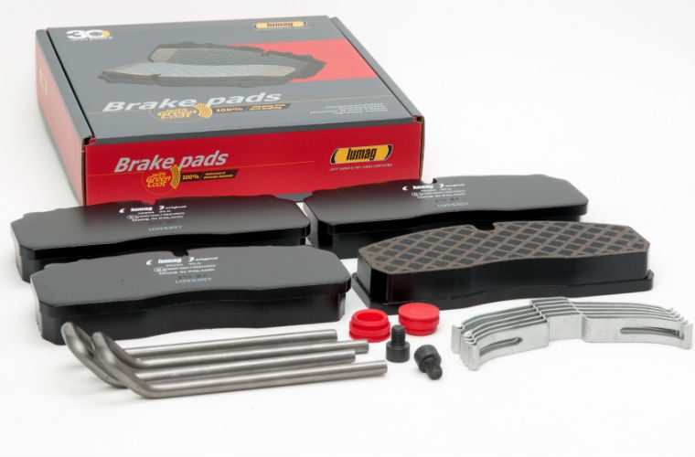 How Lumag tests its brake pads