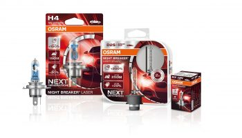 OSRAM launches new performance upgrade bulbs