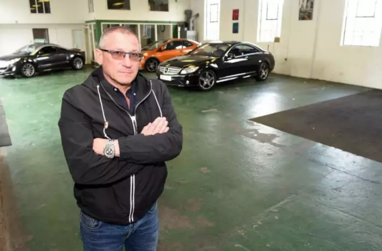 Sheffield garage sees 14 cars disappear in overnight raid