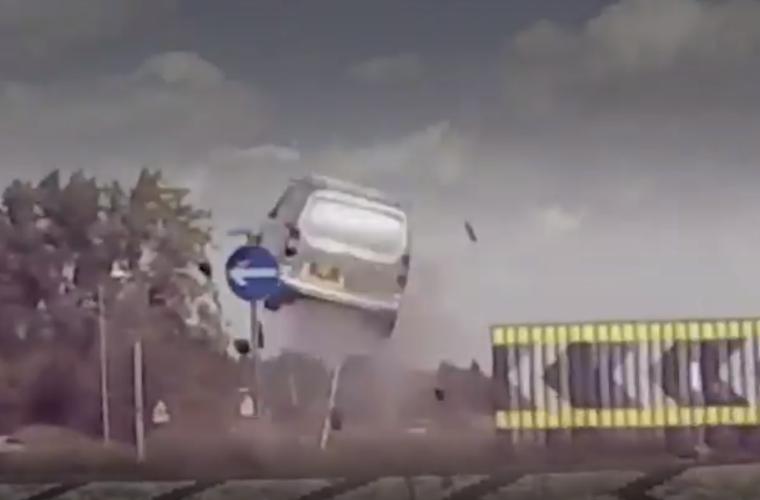 Watch: Norfolk and Suffolk police release shocking dashcam video footage