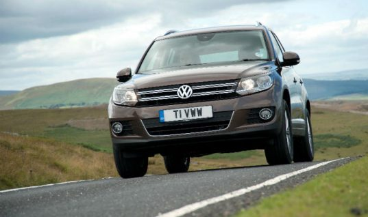 Early VW Tiguan starter motor and alternator fault causes premature failures