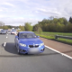 BMW driver gets six points on licence for waving both arms out of window