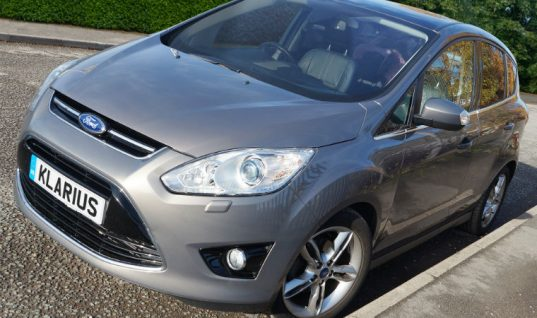 Ford C-Max MPV featured in latest Klarius exhausts release
