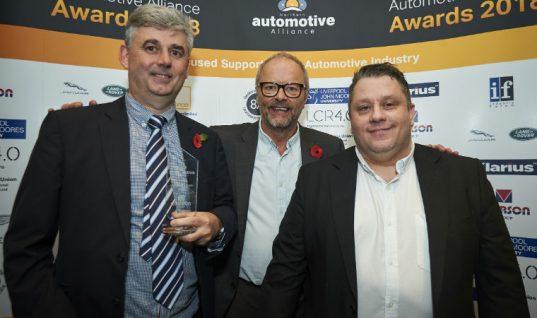 Klarius wins Northern Automotive Alliance International Trade Award 2018