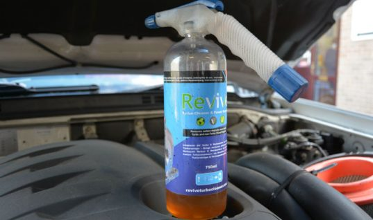 Watch: Revive turbo cleaner review