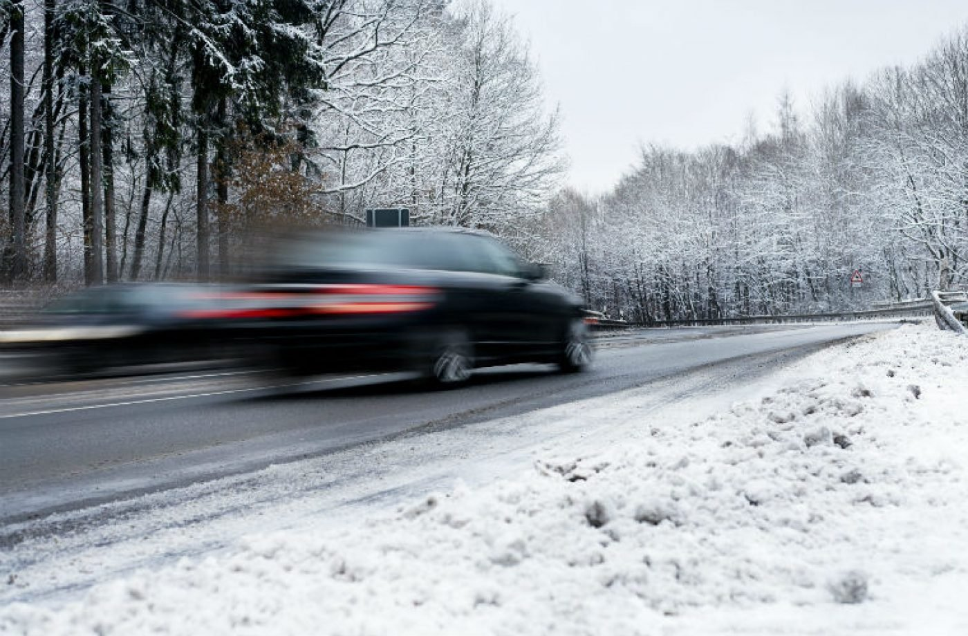 Study reveals motorists haven't got to grips with winter tyres when driving abroad
