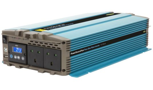 Ring's new inverters deliver more efficient remote power