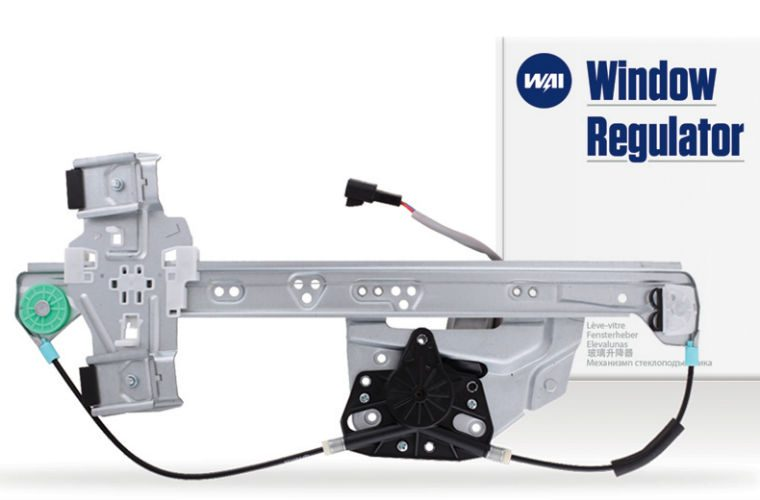 WAIglobal window regulator is perfect fit over original equipment, garage confirms