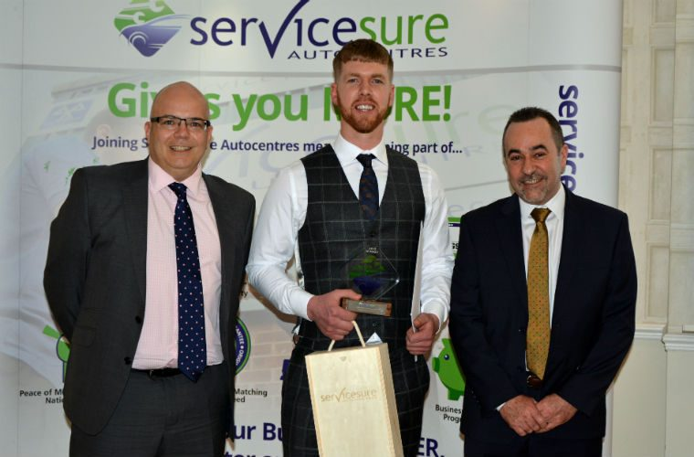 Servicesure to start search for new 'Autocentre of the Year'