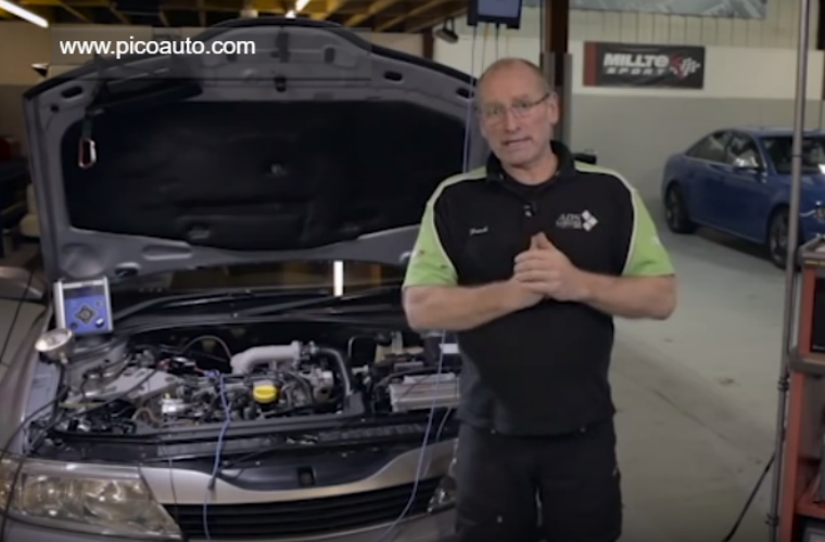 Watch: How to use PicoScope for DPF sensor testing