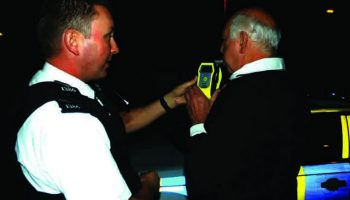 Motorist who reported drink-driver also arrested for being over limit