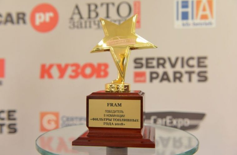 FRAM scoops two prestigious awards