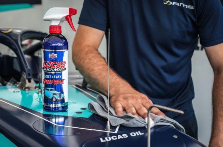 Lucas Oil driver earns F1 reward