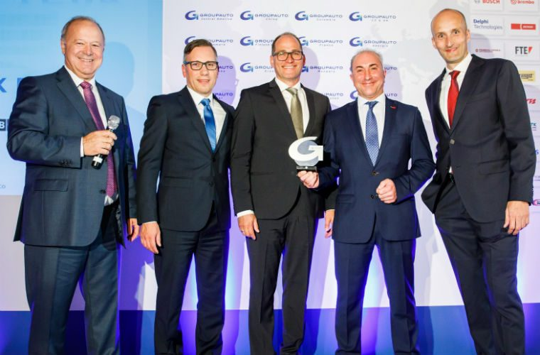 GROUPAUTO International names ZF Aftermarket Supplier of the Year 2018