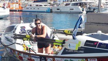 KYB UK supports 'Row to Raise' endurance challenge