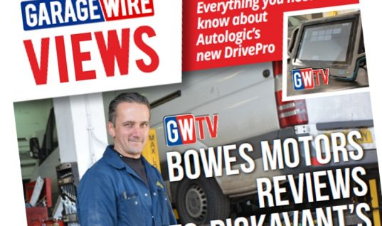 Tomorrow's technicians and ADAS ignorance covered in December's issue of GW Views