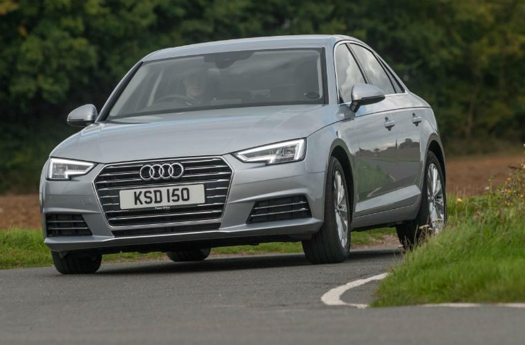 Grey becomes UK's most popular new car colour