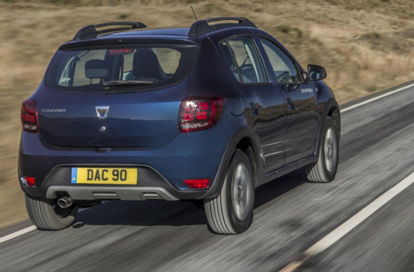 Dacia blames rubber door seal wear on way driver gets into his Sandero