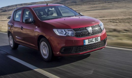 "Dacia making plans to launch ""shockingly affordable"" electric car"